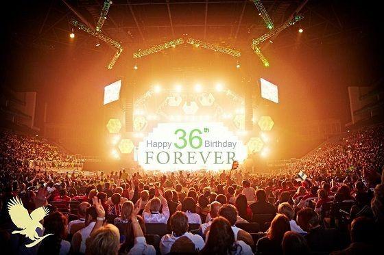 36 aniversario Forever, medium