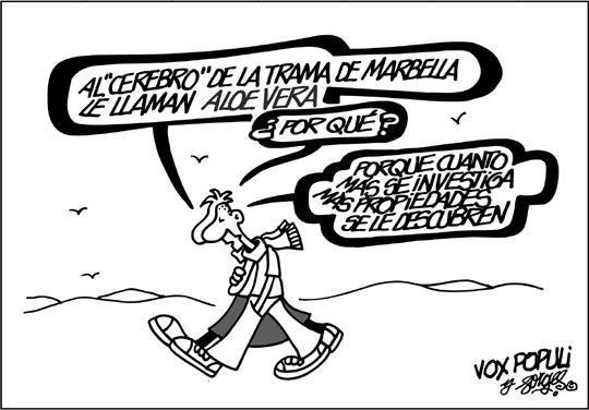 Forges, la trama de Marbella